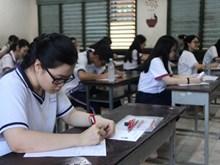 2019年国家高中毕业和大学入学统一考试 全国88万名考生进入考场(组图)