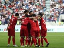 2019年阿联酋亚洲杯:越南队点球大战取胜 时隔12年晋级八强(组图)