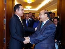阮春福出席第34届东盟峰会框架下相关活动(组图)