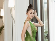 越南小姐桂冠陈小微成为2019年广平洞穴节形象大使(组图)