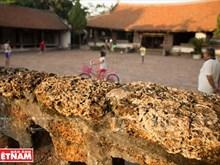 访问河内市唐林古村最古老的建筑(组图)