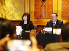 朝鲜深夜在河内召开新闻发布会 公布在美朝领导人第二次会晤中的实质性建议(组图)