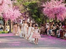 2019年春夏季儿童时装周的精彩瞬间(组图)