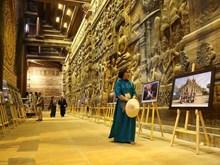越通社的45幅图片亮相2019年联合国卫塞节(组图)