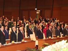 第十四届国会第七次会议在河内开幕(组图)