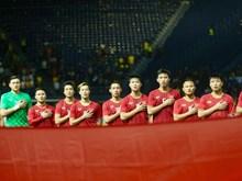 2019年泰国国王杯:越南队1-0取胜泰国队(组图)