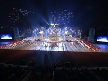 2018年第八届全国体育大会隆重开幕(组图)