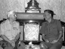 原越南国家主席黎德英的重要对外活动(组图)