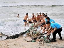 平顺省志愿者积极开展环境清洁日活动(组图)