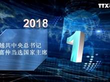 越通社评选2018年越南十大对外新闻事件