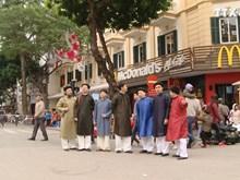 传统五身奥戴——逛街春游的完美穿搭