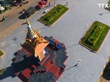 柬埔寨人民对越南志愿军的美好感情