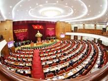 越共第十二届中央委员会第九次全体会议今日召开(组图)