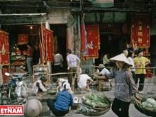 美国国家地理杂志著名女摄影师凯萨琳‧卡诺镜头里的90年代越南(组图)