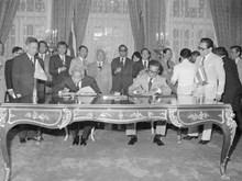 越南与泰国关系史上的重要里程碑(组图)