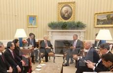 越南和美国签署多项合作文件丰富两国关系内涵