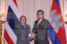 柬埔寨与泰国加强双边合作关系