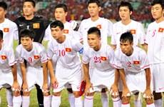 越南U19队集军为2015年东南亚U19足球锦标赛做好准备