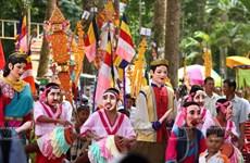 高棉族面具的奥秘