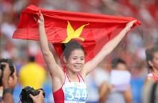 2015年胡志明市国际田径公开赛落幕越南代表团居奖牌榜榜首