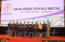 东盟加三高管会议和东亚峰会高官会议达成许多重要共识