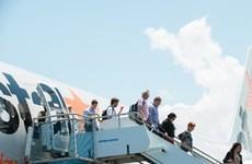 捷星亚洲航空公司开通越南岘港市至新加坡的直达航线