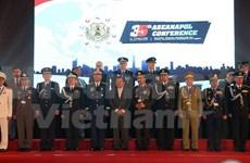 东盟各国警察加强合作确保地区安全