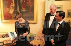 越南与澳大利亚促进贸易合作