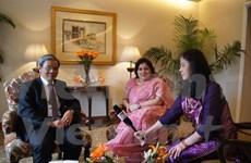 """越南是印度""""向东行动""""政策中的最重要支柱"""