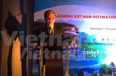 越南旅游晚会在印度北部地区举行