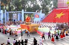 3万人将参加越南九·二国庆节阅兵游行活动