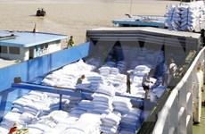 2015年前7个月越南大米出口量为330万吨