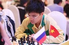 2015亚洲青少年国际象棋锦标赛:越南棋手阮英魁夺得2枚金牌