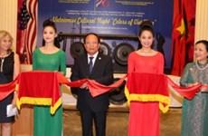 热闹非凡的美国越南文化节