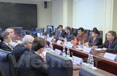越南希望同俄罗斯加强多方面合作关系