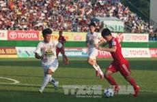 V-League2015第21轮结束:平阳Becamex队继续保持首位