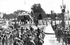 河内市举行系列活动庆祝八月革命暨九二国庆节70周年