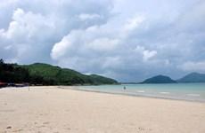 广宁省明珠岛的原始之美