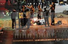 泰警方:至少10人参与曼谷爆炸案 多数是外国人