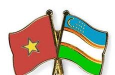 越南与乌兹别克斯坦加强友好关系