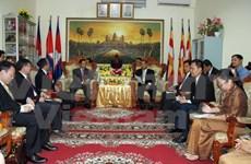 越南和柬埔寨致力推进宗教领域的合作
