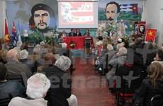 越南八月革命胜利暨九•二国庆节70周年纪念典礼在阿根廷举行