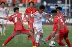 2015东南亚U19足球锦标:越南队取得首胜