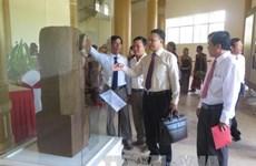 广南省穆卡林伽石刻雕像被列入国家级宝物名录