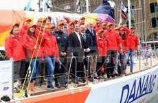 越南岘港市成为2015-2016克利伯环球帆船赛登陆的城市之一