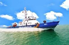 越南海警为维护海洋和平、稳定和发展贡献重要力量