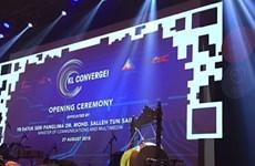 越南参加2015年吉隆坡汇聚展