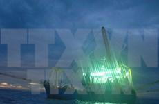 越中海上共同发展磋商工作组第五轮谈判在中国辽宁省举行