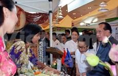 越南美食亮相柬埔寨和马来西亚