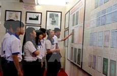 """""""黄沙、长沙归属越南—历史和法律证据""""资料展在后江省举行"""